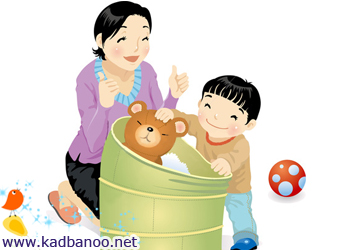 تحسین کردن کودکان