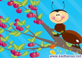 قصه آرزوی مورچه کوچک