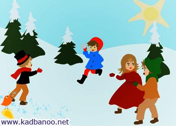 حفاظت از کودکان در زمستان