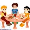 نکاتی در رابطه با میز غذاخوری