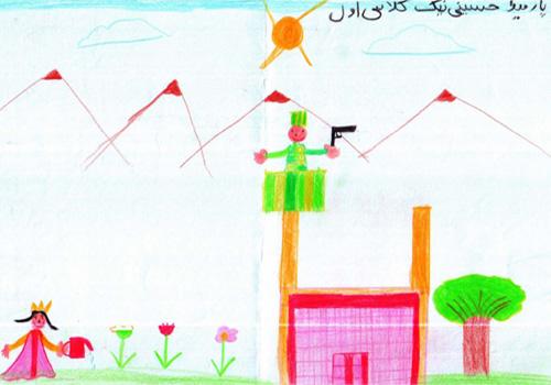 نقاشی پارمیدا