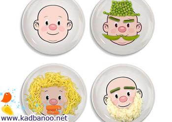تشویق کودک به خوردن غذا