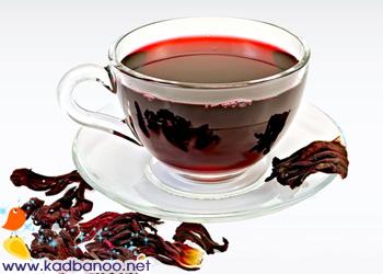 چای ترش یا چای قرمز یا چای مکی