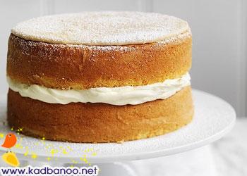 کیک تر خانگی