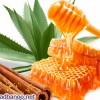 خواص درمانی عسل و دارچین