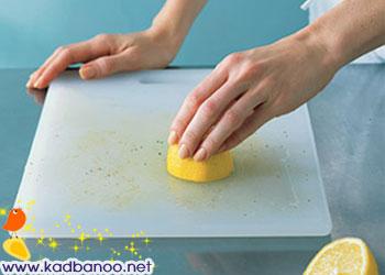 کاربردهای جالب آب لیمو