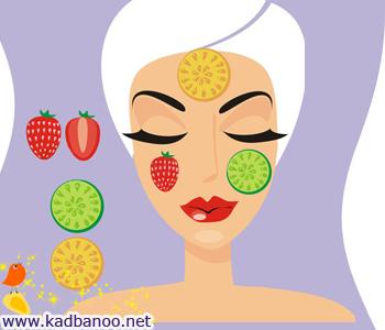 ماسک های ویتامینه کردن پوست