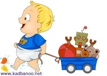 چطور برای کودکان اسباب بازی ایمن بخریم؟
