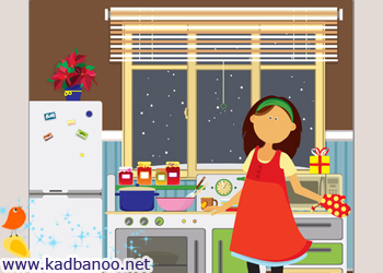 آشپزخانه امن
