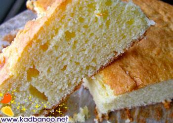 کیک ساده
