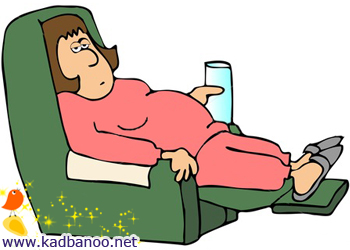 7 علت عمده خستگی مزمن خانم ها