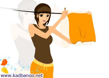 بهترین روش شستشوی لباس های کتان