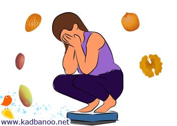 نقش ماست و خشکبار در کاهش وزن