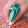تمیز کردن فرش با استفاده از مواد طبیعی