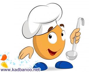 اصطلاحات آشپزی در رابطه با پخت مواد غذایی