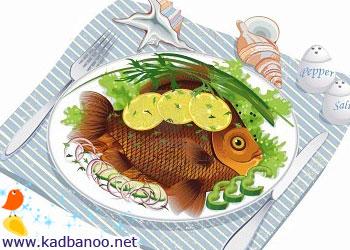 نکته برای تهیه ماهی فیله سوخاری