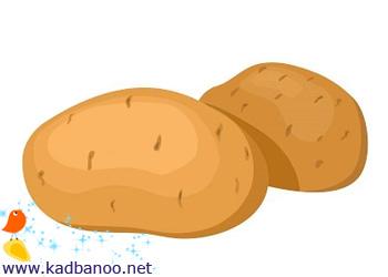مشخصات سیب زمینی خوب و سالم