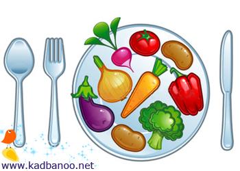 رژیم گیاهخواری سالم