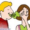 چگونه می توان بوی بد دهان را از بین برد؟