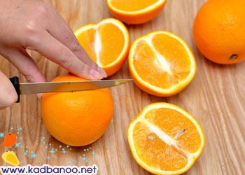 پرتقال ژله ای
