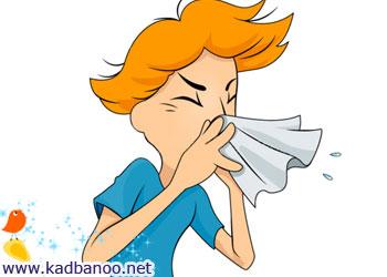 آلرژی های بهاری