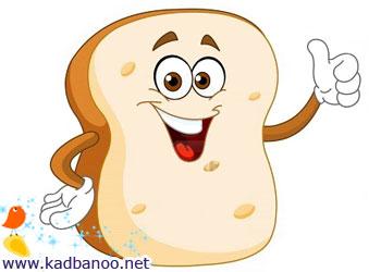 مشخصات نان سوخاری و آرد سوخاری