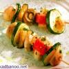 سبزیجات با سس شبت