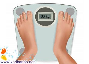 راه هایی برای افزایش وزن