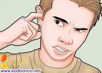 خارش گوش مهمترین نشانه عفونت است