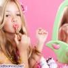 جلوگیری از آرایش کردن کودکان