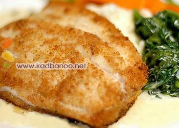 ماهی با طعم خردل