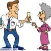 ازدواج مردان جوان با زنان مسن
