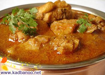 ماسالای مرغ (غذای هندی)
