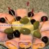 رول ژامبون با چاشنی هویج