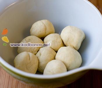نان شکم پر هندی Aloo Paratha