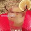 مکعب های یخی لیمویی