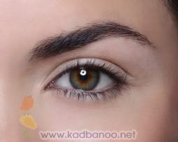 آموزش آرایش کلاسیک چشم