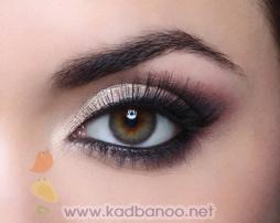 آموزش آرایش چشم کلاسیک