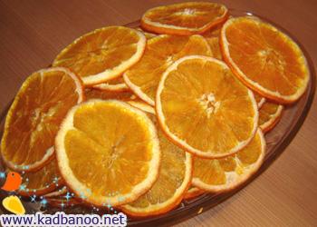 چیپس پرتقال