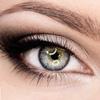 آموزش آرایش چشم دودی گربه ای